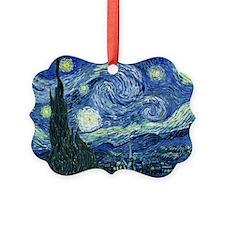 Van Gogh Starry Night Ornament