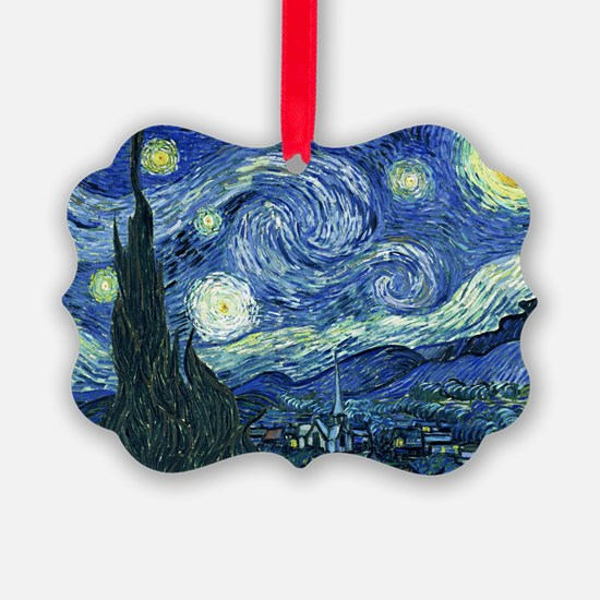 Van Gogh Starry Night Ornament