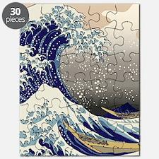 Hokusai The Great Wave off Kanagawa Puzzle