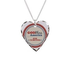 Defend The Constitution Necklace