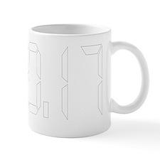 01.20.17 Black Mug