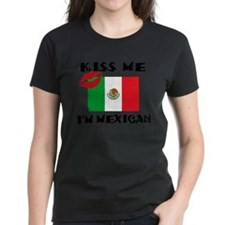 Kiss Me I'm Mexican Tee