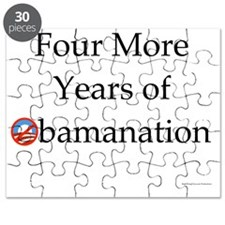 Four More Years of Obamanation 10_10 Puzzle