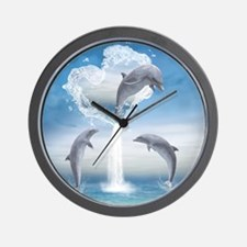 thotd_60_curtains_834_H_F Wall Clock