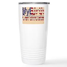 Shoulder Bag Travel Coffee Mug
