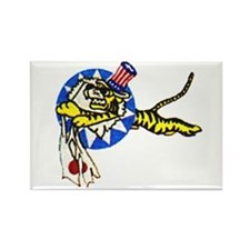 14th air force flying tigers Rectangle Magnet