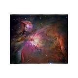 Astronomy Blankets