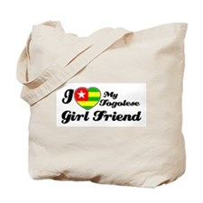 Togolese Girl friend Tote Bag