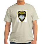 Glenn County Sheriff Light T-Shirt