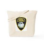 Glenn County Sheriff Tote Bag