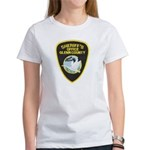 Glenn County Sheriff Women's T-Shirt
