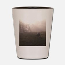 Out of the Fog Shot Glass