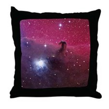 Horsehead Nebula Throw Pillow