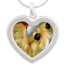 Rock Creek Novelties - I Sup Silver Heart Necklace