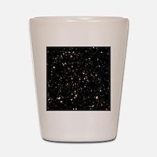 Hubble Ultra Deep Field galaxies Shot Glass