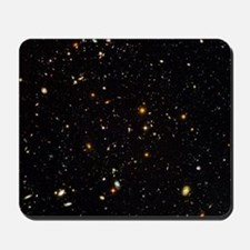 Hubble Ultra Deep Field galaxies Mousepad