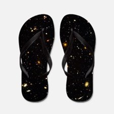 Hubble Ultra Deep Field galaxies Flip Flops