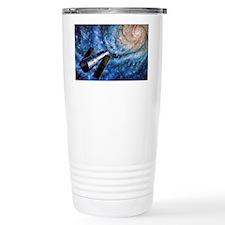 Hubble Telescope Travel Mug