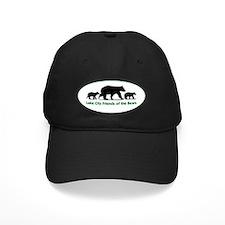Logo oval for dark shirts Baseball Hat