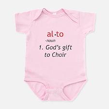 Alto Definition Infant Bodysuit