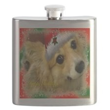 Rock Creek Novelties - I Support Rescue Flask