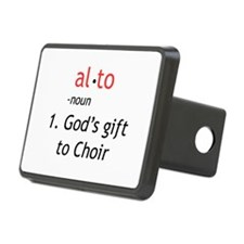 Alto Definition Hitch Cover