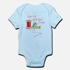 Sew on and Sew Forth Body Suit
