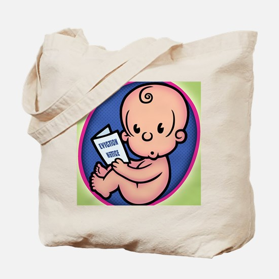 eviction-0311-BUT Tote Bag