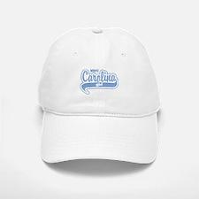 """100% Carolina Girl"" Baseball Baseball Cap"