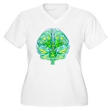 Human brain, comp T-Shirt