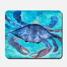 Blue Crab Mousepad