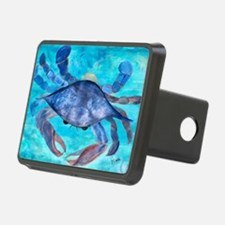 Blue Crab Hitch Cover