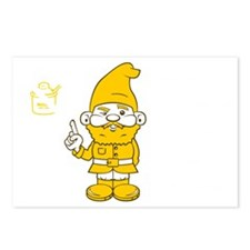 mustardgnome Postcards (Package of 8)