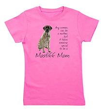 Mastiff Mom Girl's Tee