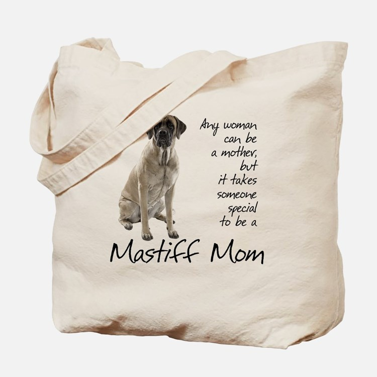 Mastiff Mom Tote Bag