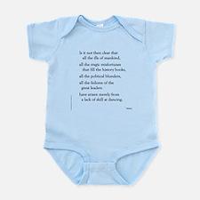 Moliere on Dance Infant Bodysuit