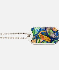 Tropical Fish Dog Tags
