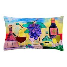 The Grape Escape art Pillow Case