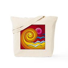 Seagull Sun Tote Bag