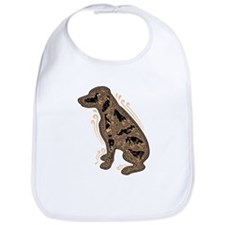 The Inside Dog Bib