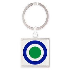 LDFAS roundel Square Keychain