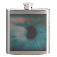 Human eye Flask