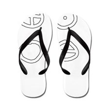 Classical element Earth Water Air and F Flip Flops