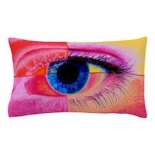 Human eye Pillow Case