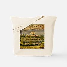 2013 Dakotagraph Calendar cover Tote Bag