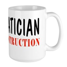 Mathematician _ under construction Mug