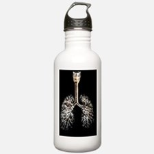 Human lungs Water Bottle