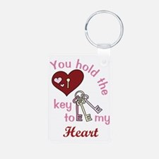 You Hold The Key Keychains