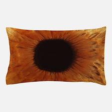 Human iris Pillow Case
