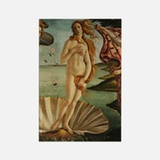 Botticelli Birth Of Venus Rectangle Magnet